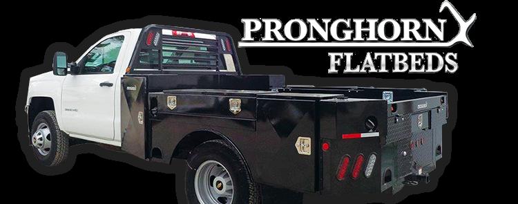 Pronghorn Flatbeds